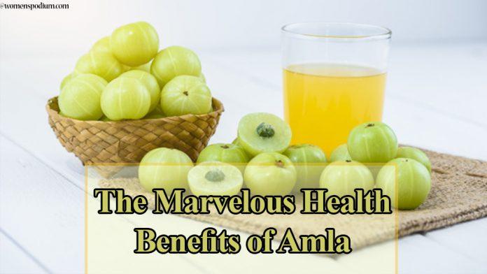 The Marvelous Health Benefits of Amla (Indian Gooseberry)
