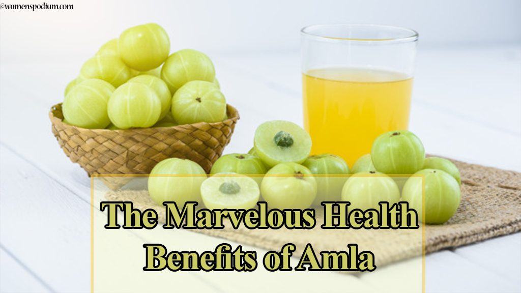 The Marvelous Health Benefits of Amla (Indian Gooseberry)