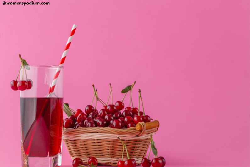 Foods for Sound Sleep - Tart Cherry Juice