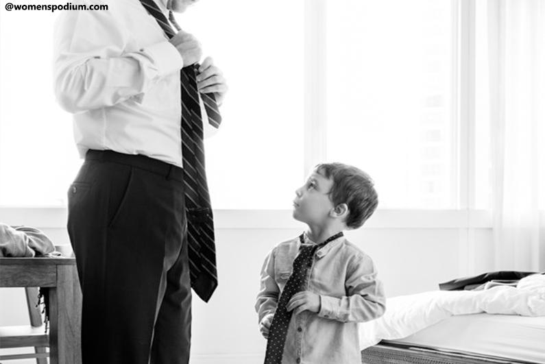 Father-Child Bonding - Influence Child's Behaviors