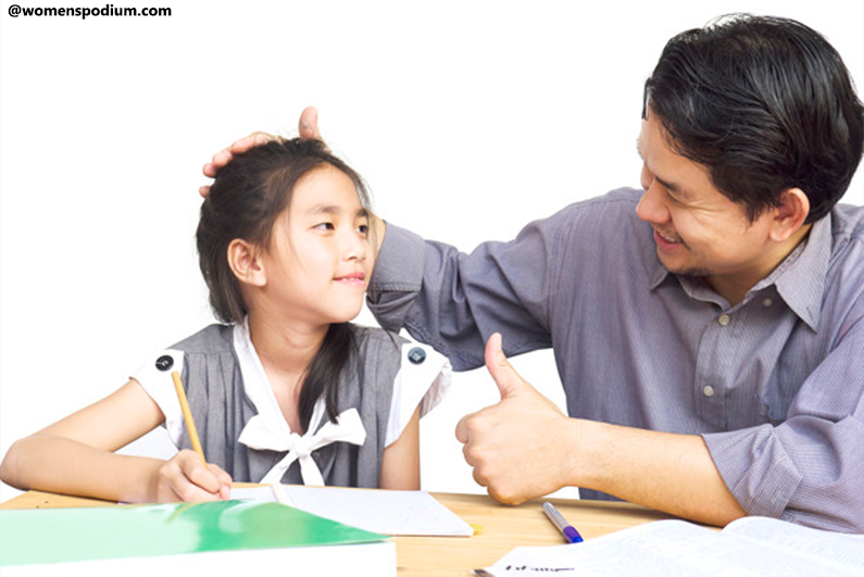 Father-Child Bonding - Mold Leadership Qualities in Kids