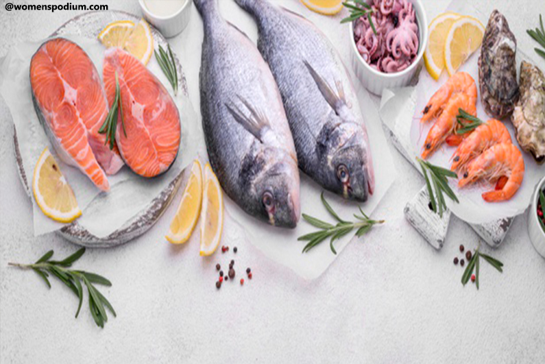 Ketogenic Diet - Fish and Other Seafood