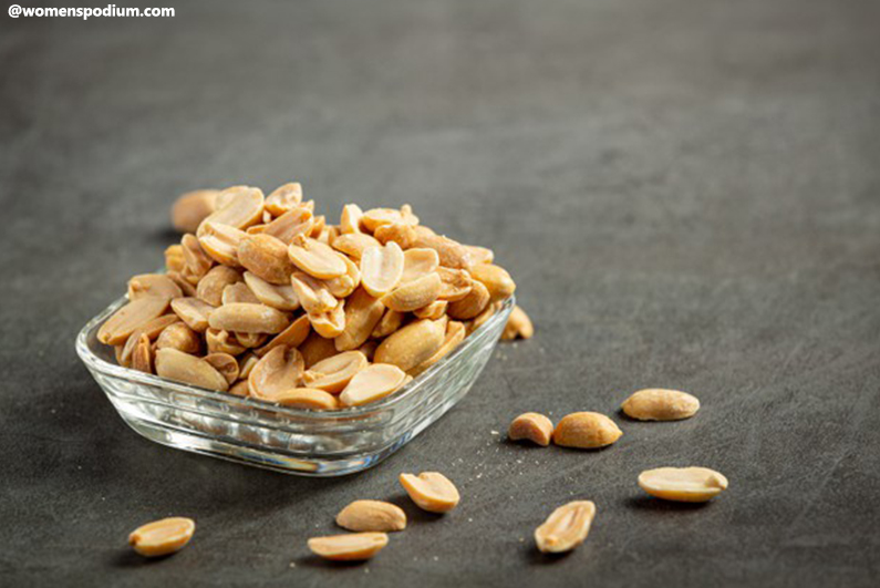 Foods Bad for Digestion - Peanuts