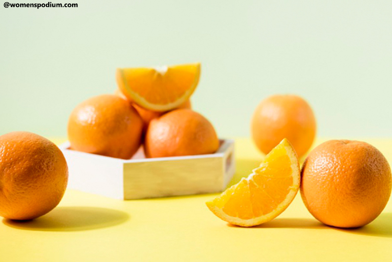 Foods Bad for Digestion - Citric Food