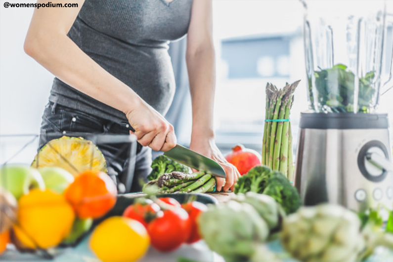 Healthy Pregnancy - Healthy Foods