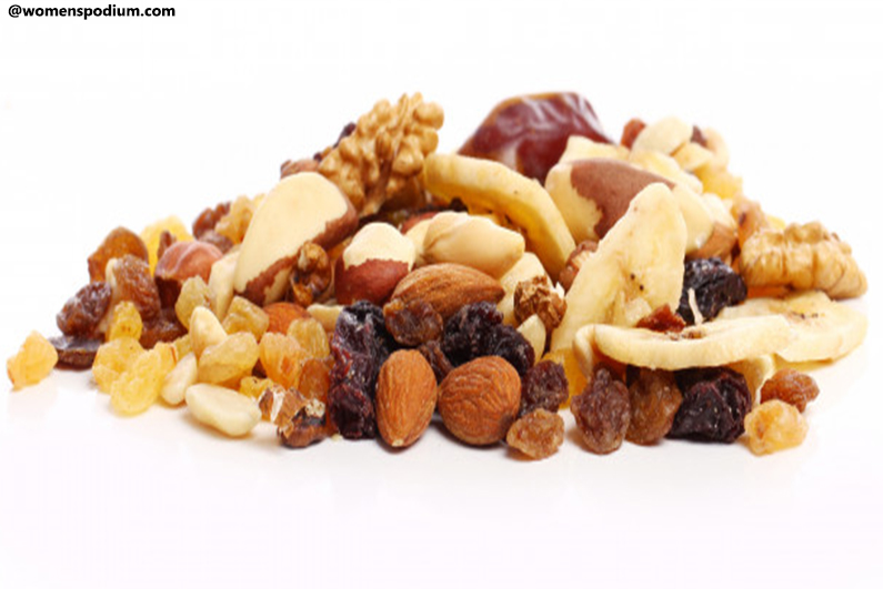 Ketogenic Diet - Dry Fruits
