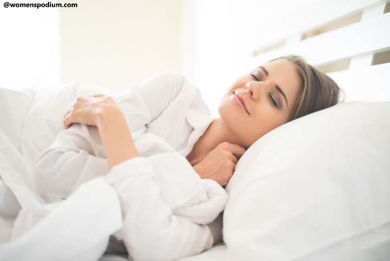 Health and Fitness Tips For Women - Sound Sleep