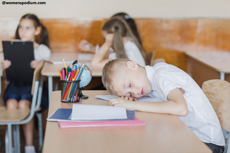 Childrens Sleep Issues - Reduces Creativity