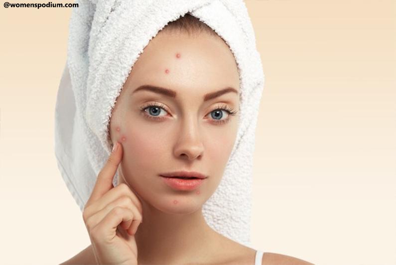 Fewer Acne