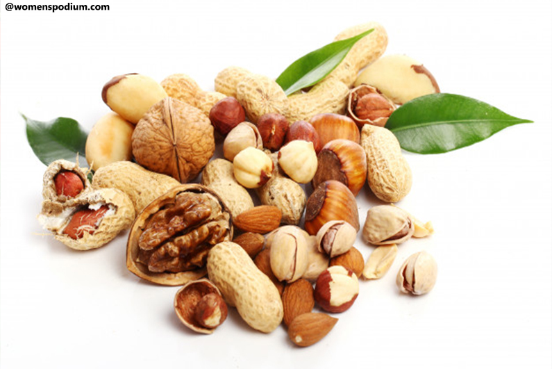 Foods for Sound Sleep - Nuts
