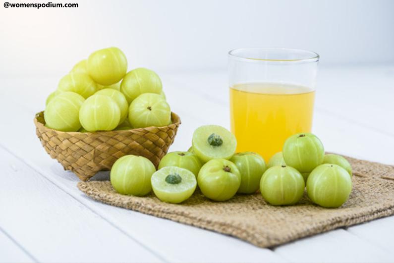 Health Benefits of Amla - Source of Vitamin C