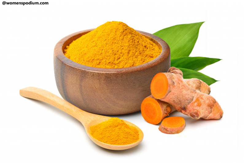 Home Remedies for Toothache - Turmeric