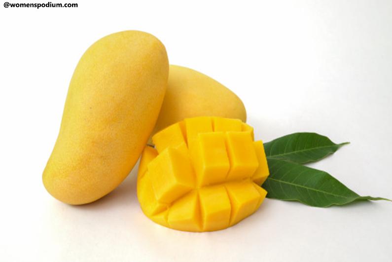 Vitamin-A-Rich Foods - Mango