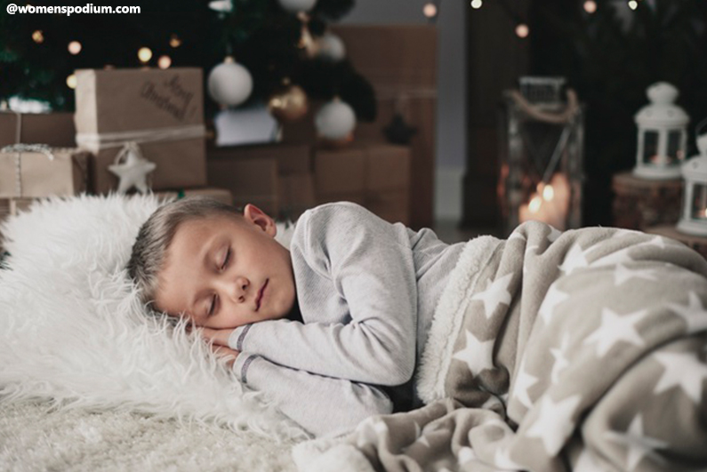 Childrens Sleep Issues - Prevent Children's Sleep Issues