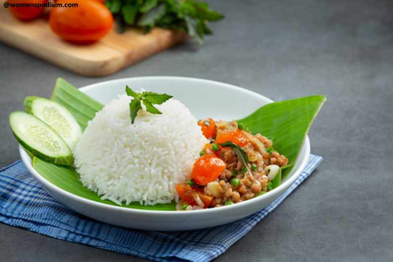 Foods Bad for Digestion - Rice