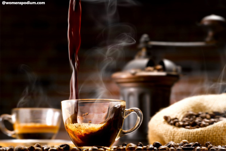 Foods Bad for Digestion - Coffee