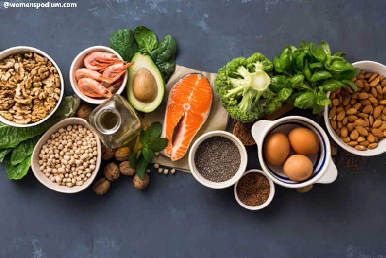 Health and Fitness Tips For Women - Balanced Diet