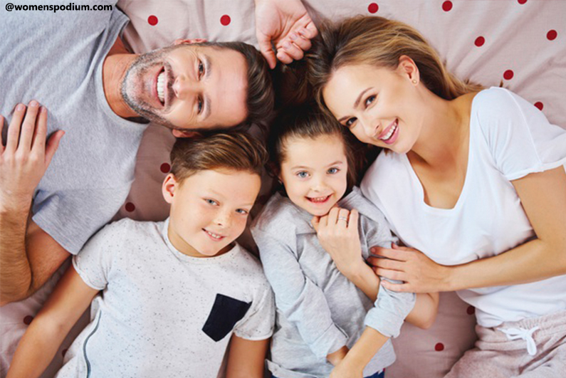 Father-Child Bonding - Meaning of Family