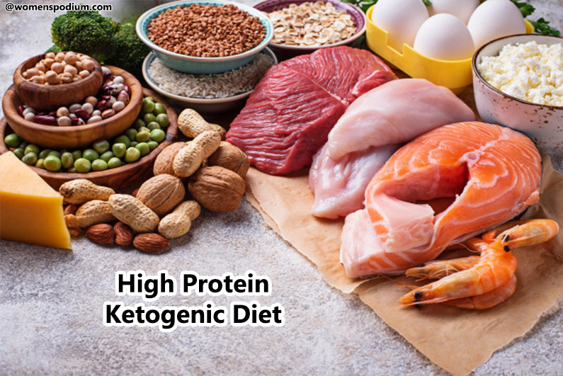 High Protein Ketogenic Diet