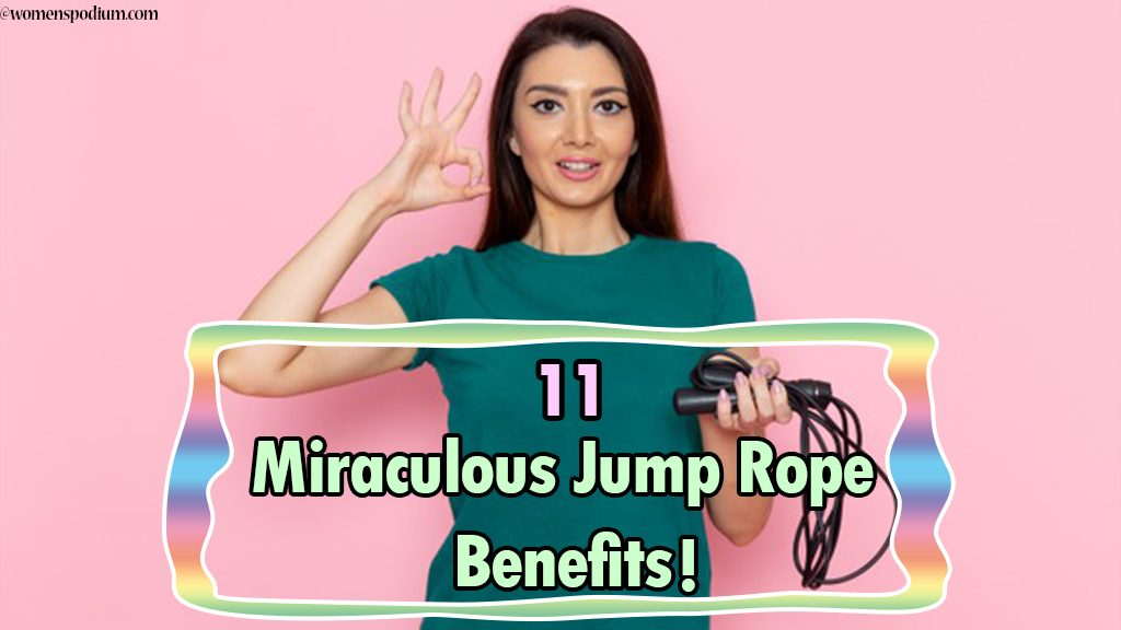 11 Miraculous Jump Rope Benefits That Make It The Alpha Workout Regime!