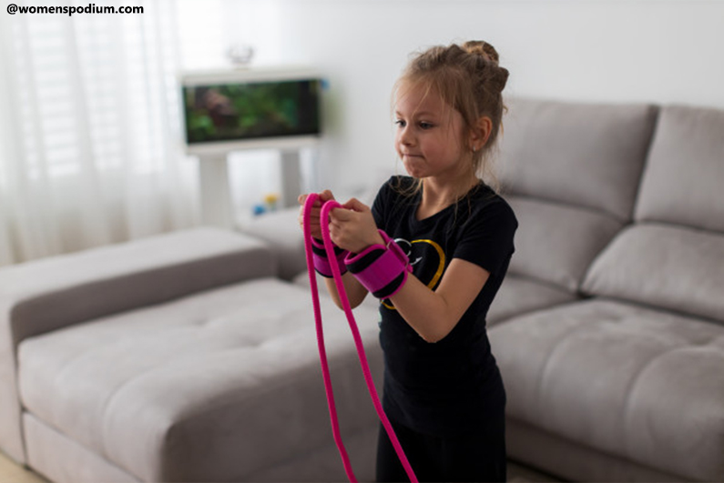 Jump Rope Benefits - Bring your Childhood Home