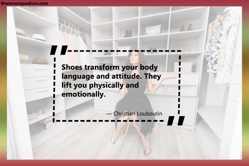 — Christian Louboutin