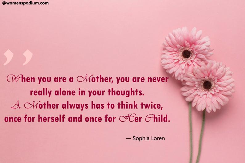 — Sophia Loren