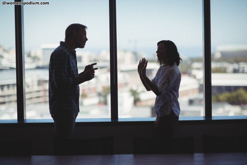 Toxic Communication in Marriage - Inability to Discuss