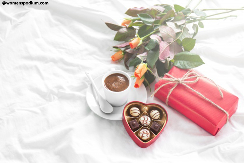 Bouquet and Chocolates