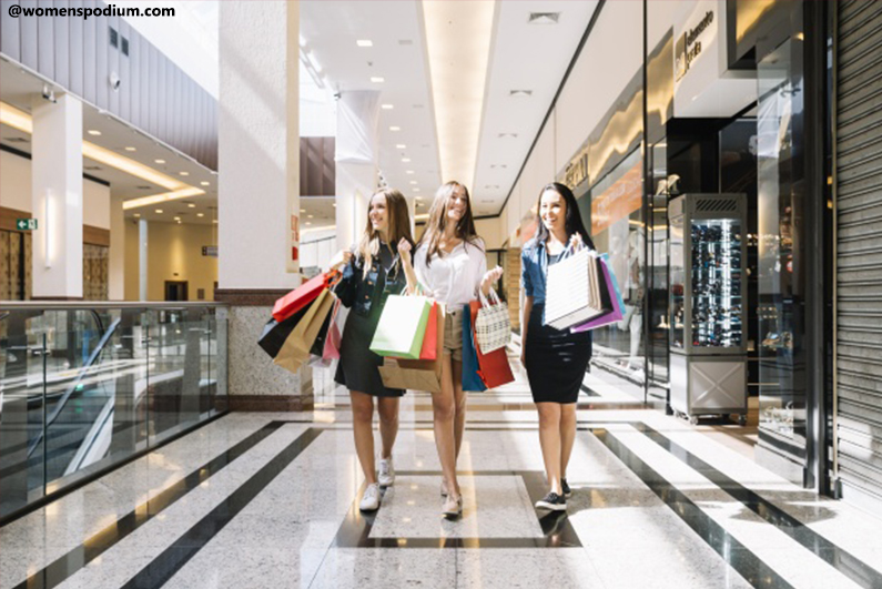 Gift Ideas for Women - Shopping Together