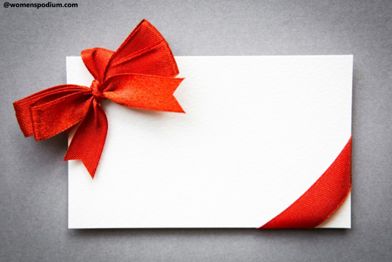 Gift Cards for Her