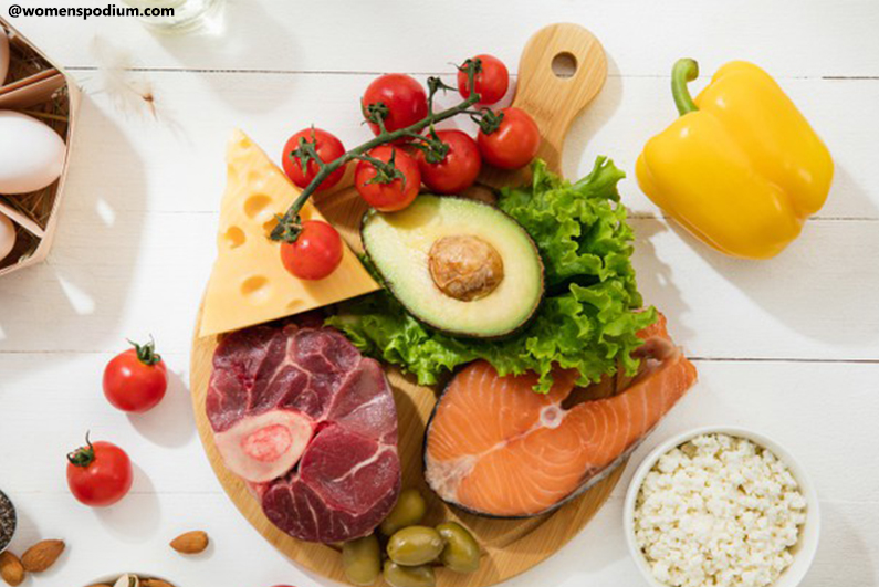 Lifestyle Changes - Focus on Your Diet