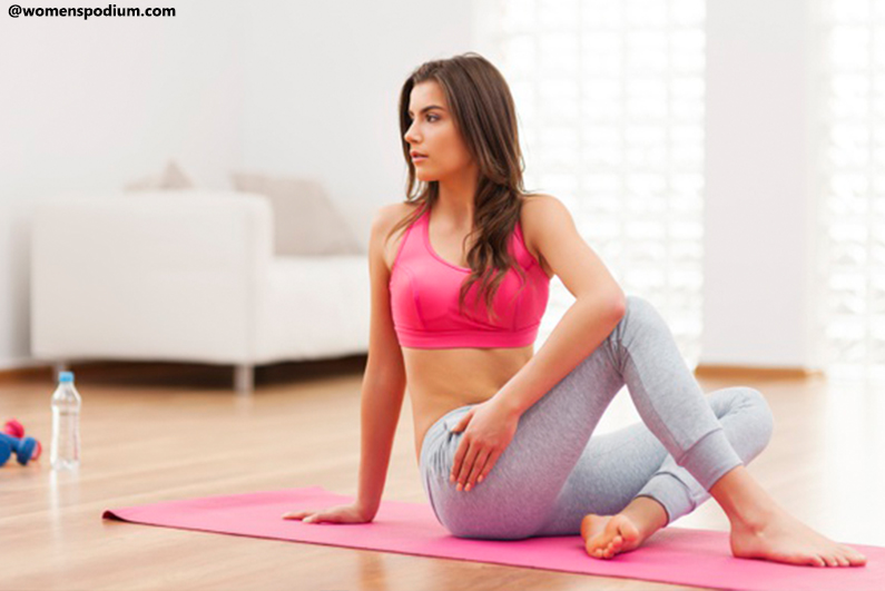 Lifestyle Changes - Workout