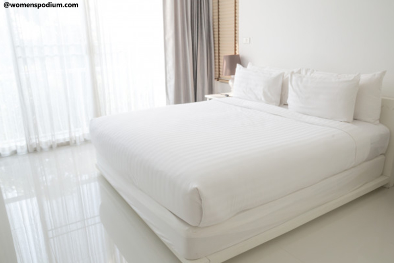 Tips to Ensure Deep Sleep - Reserve Your Bed for Sleep & Keep it Comfortable