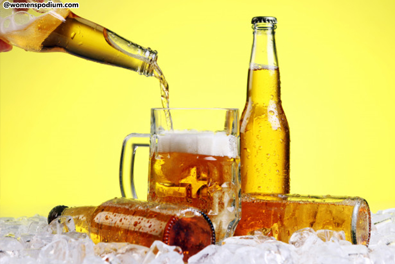 Avoid Consuming Alcohol
