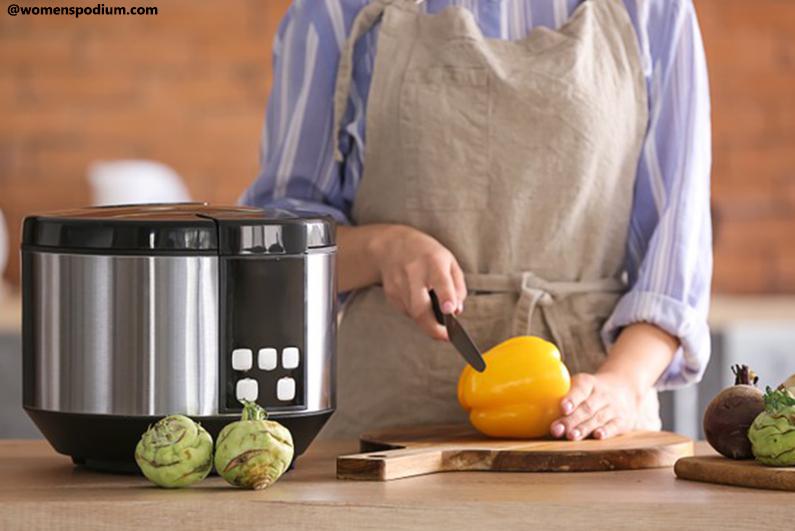 Modern Kitchen Appliances - Multi-Cooker