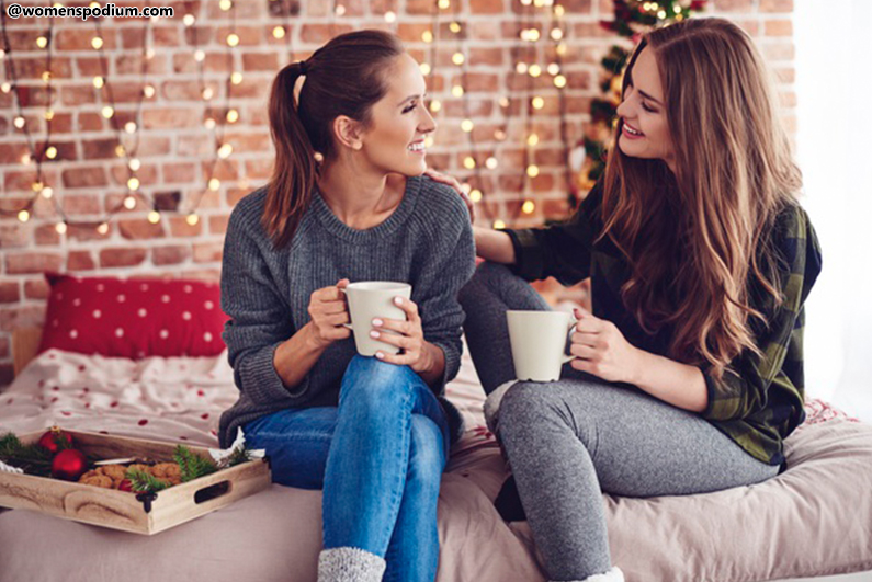 Female Friendship - You Relate with Them Even After Marriage