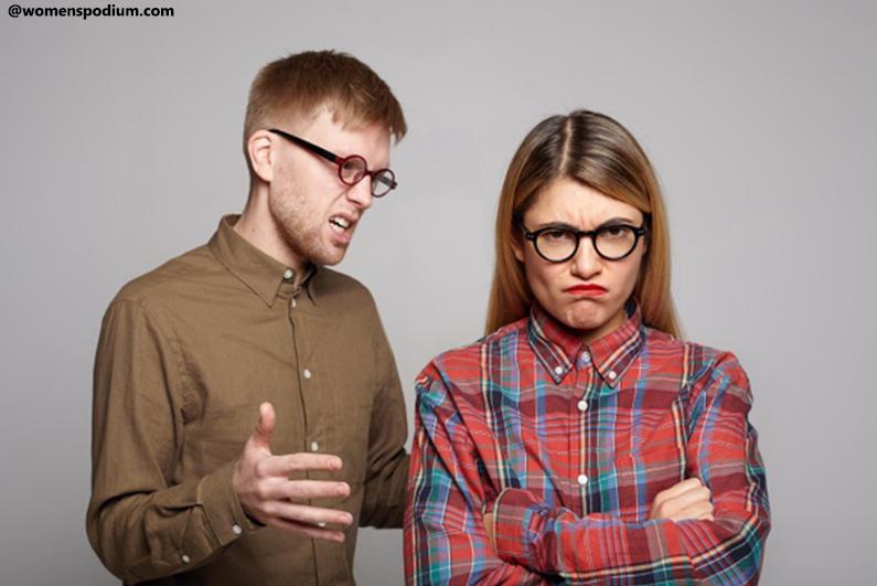 Toxic Communication in Marriage - Irritating Stonewalling