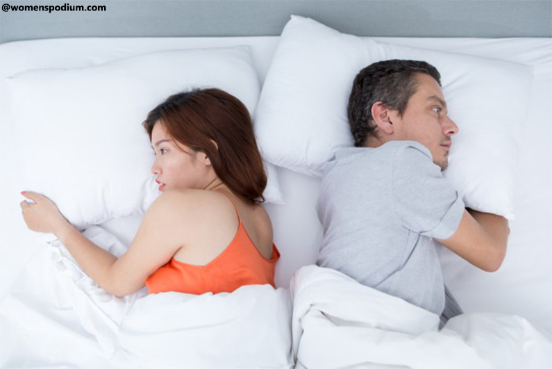 Unhappy Marriage - Lack of Intimacy