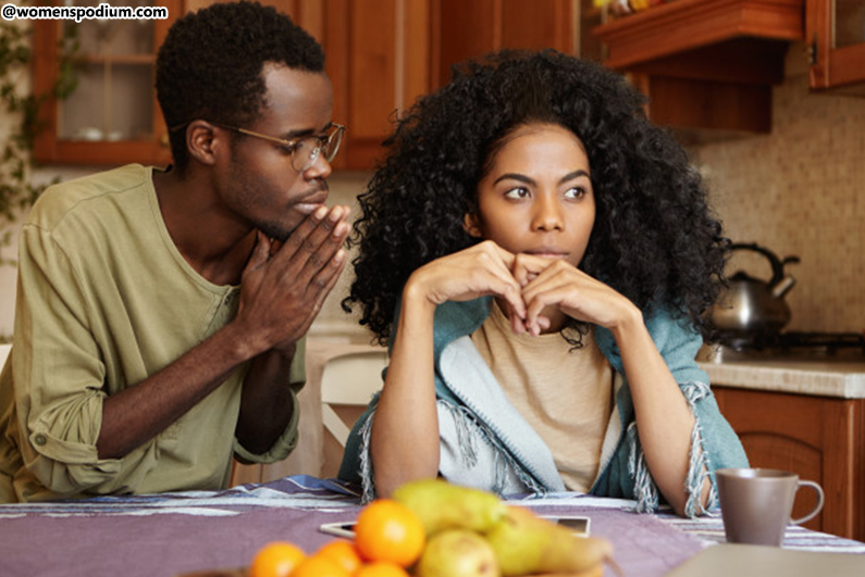 Unhappy Marriage - Be Kind and Forgiving