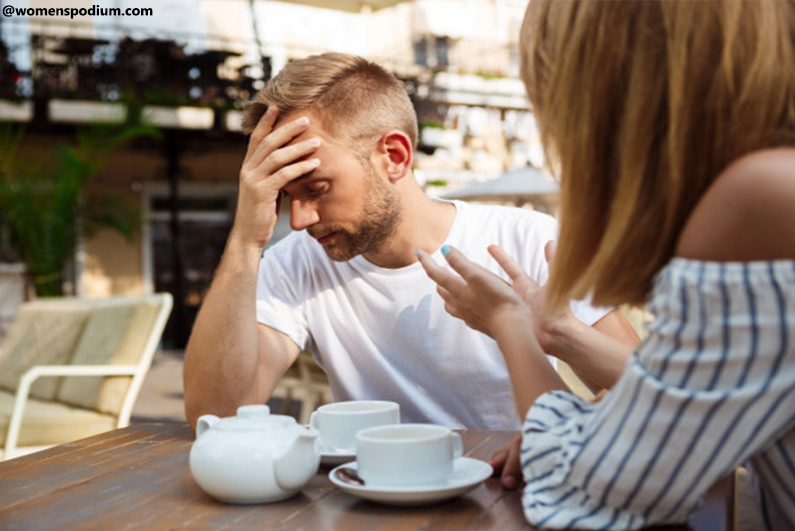 Unhappy Marriage - Arguments