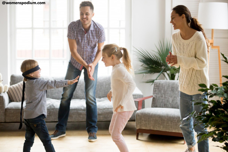 Family Reunion Ideas - Scavenger Hunt
