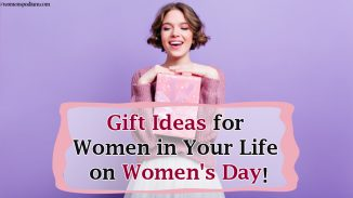 Gift Ideas for Women in Your Life on Women