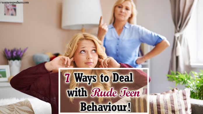 7 Ways to Deal with Rude Teen Behaviour! How to Deal with Stubborn Teens!