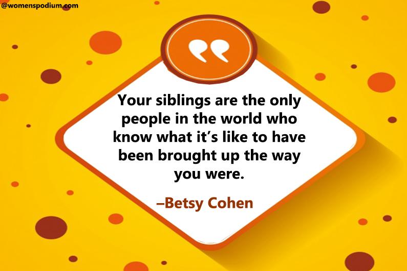 –Betsy Cohen