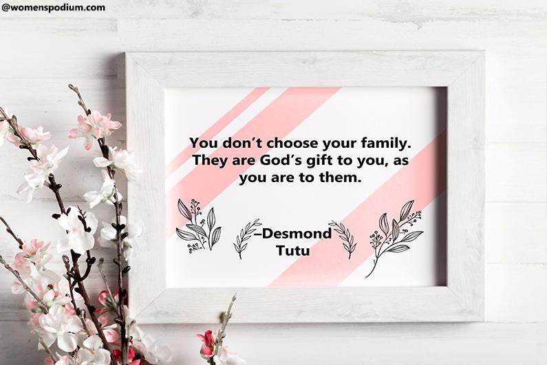–Desmond Tutu