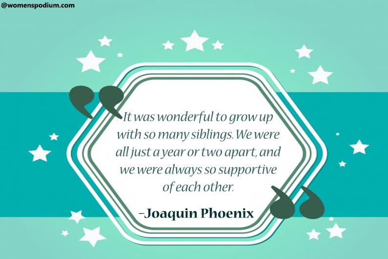 –Joaquin Phoenix