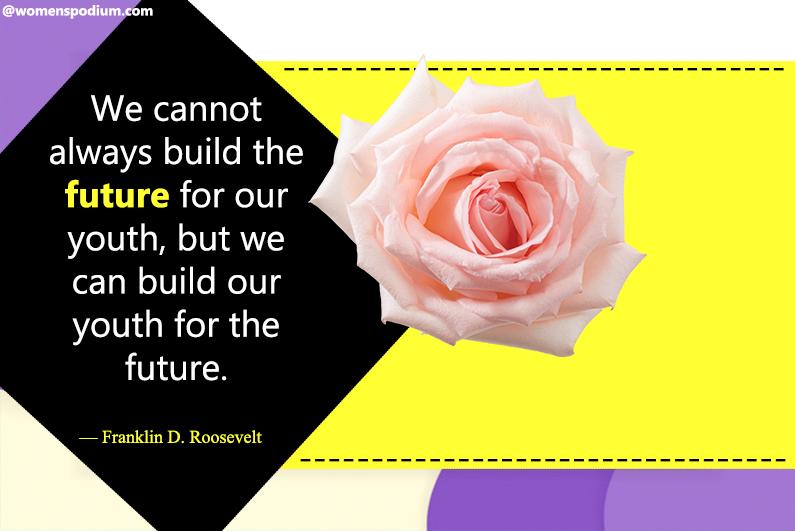— Franklin D. Roosevelt