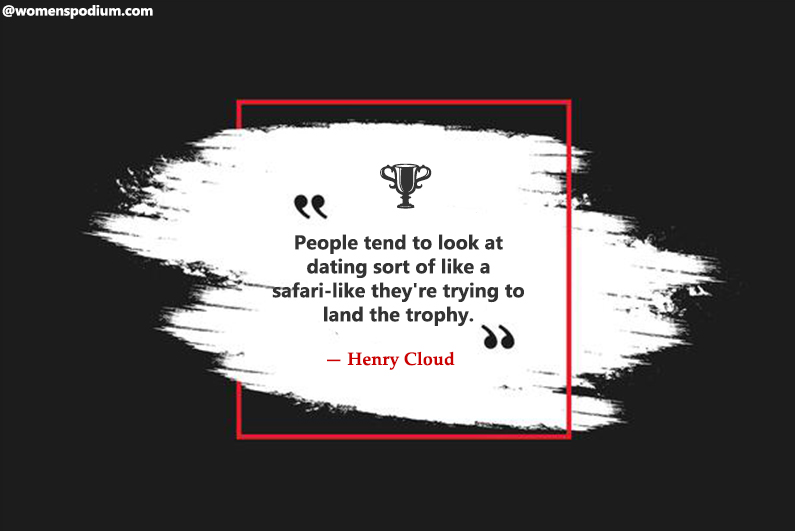 — Henry Cloud