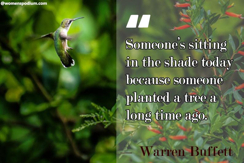 — Warren Buffett